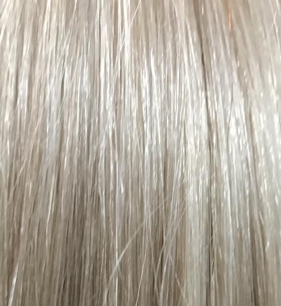 1 Tresse indisches Naturhaar platinblond pearl 60LP