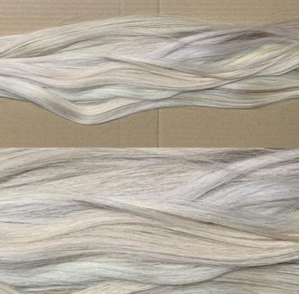 160 Strähnen gemixte Blondtöne russisches Premium Haar 55-60 cm