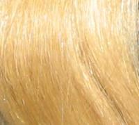 200 eingefärbte Naturhaarsträhnen goldblond 24 MR